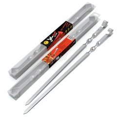 SKEWERS SET 4 pcs x 45 cm, Art. J-9445