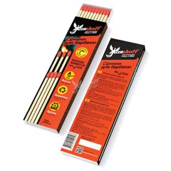 MATCHES FOR BARBECUE 20 pcs, Art. J-D20
